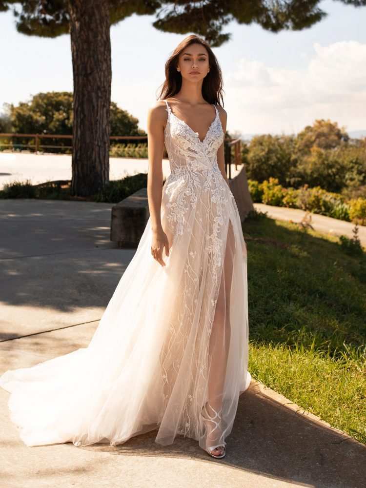 Top 10 Wedding Dress Designers In 2019 Once Wed
