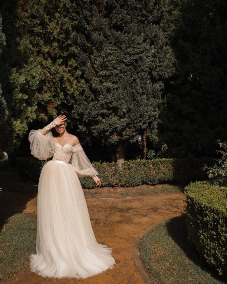 Fairy-tale Wedding Dress by Galia Lahav - Bellina