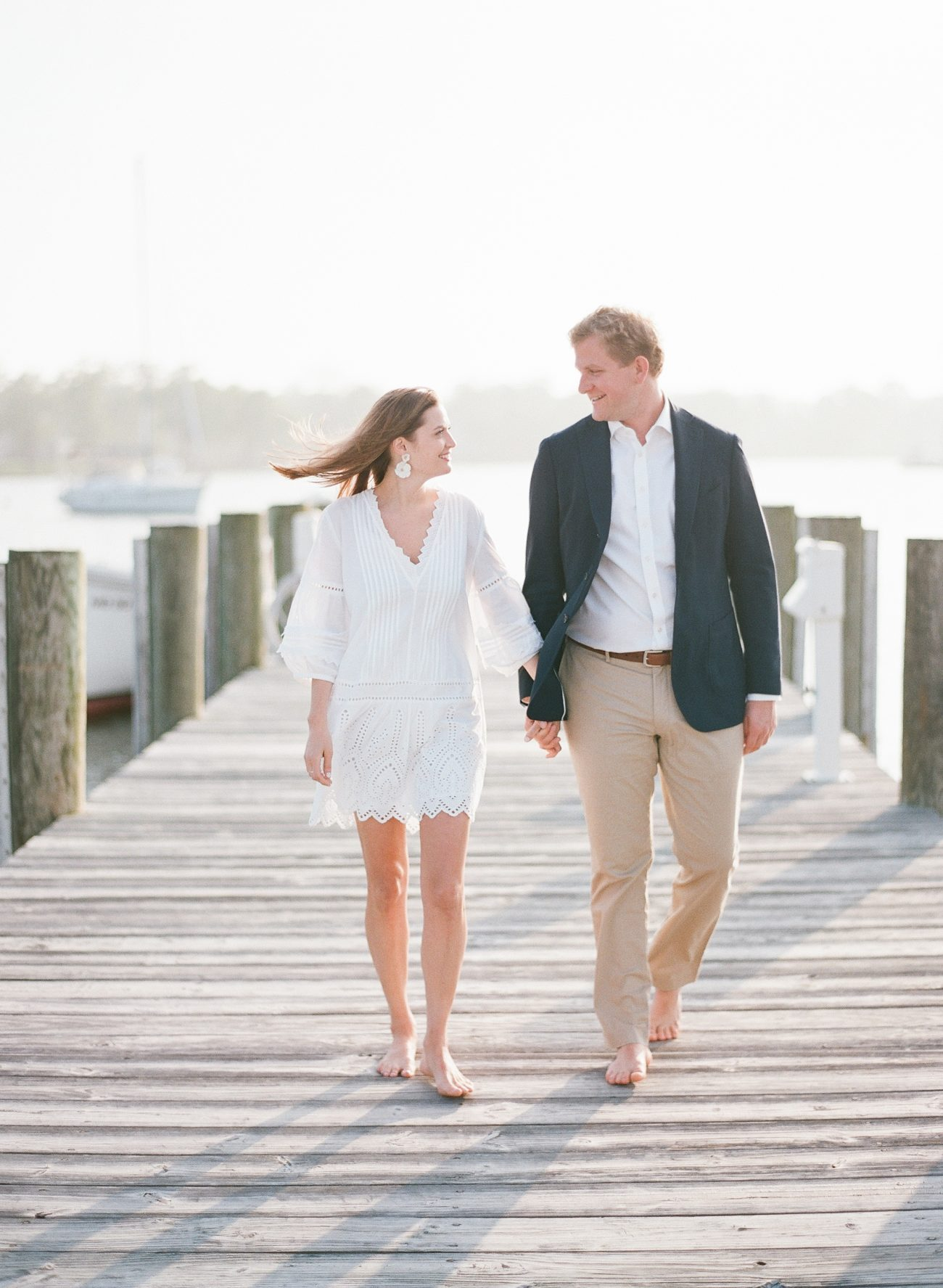 A Dreamy Engagement Shoot At Gibson Island