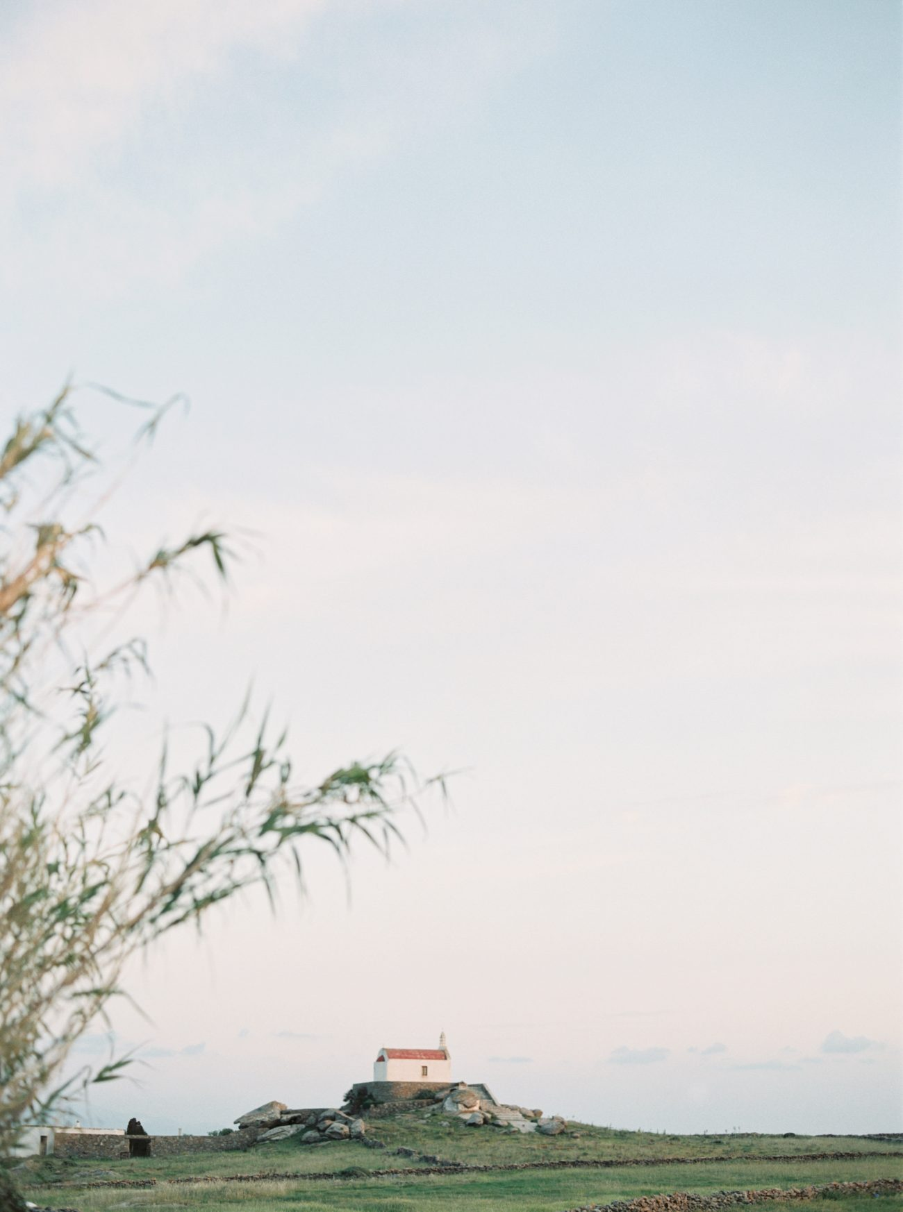 Escape to Mykonos, Greece for Sophia and Nikolas' Elopement