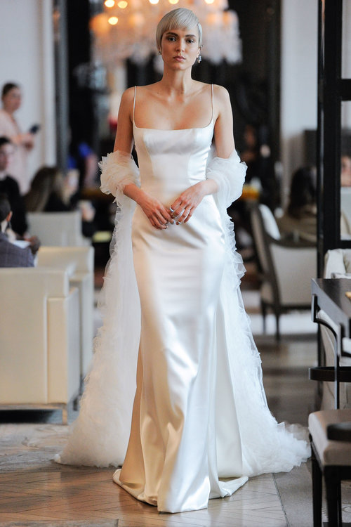 Ines di Santo Spring 2020 Wedding Dress
