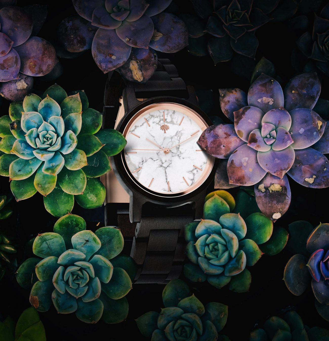 Wooden Watches With Engraving