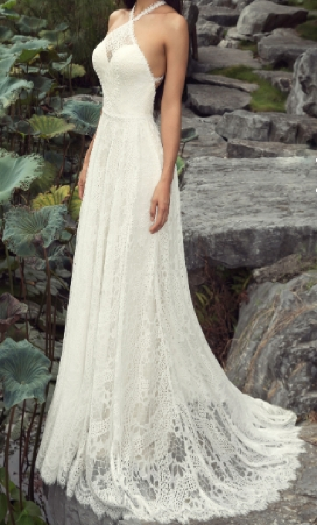Chic Nostalgia - Starling wedding gown
