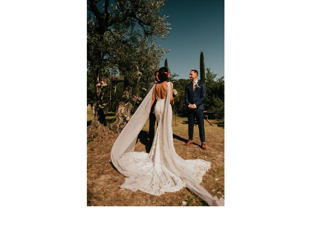 Inbal Dror - BR13-05 wedding dress