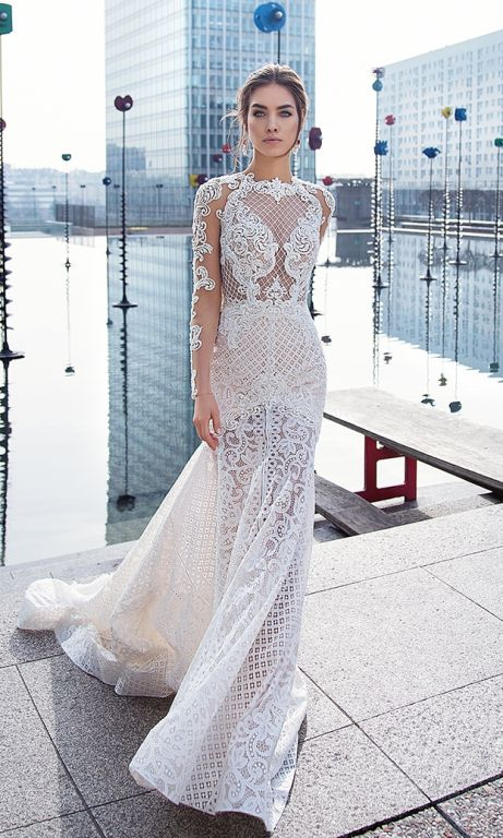 Lorenzo Rossi - Ameli wedding dress