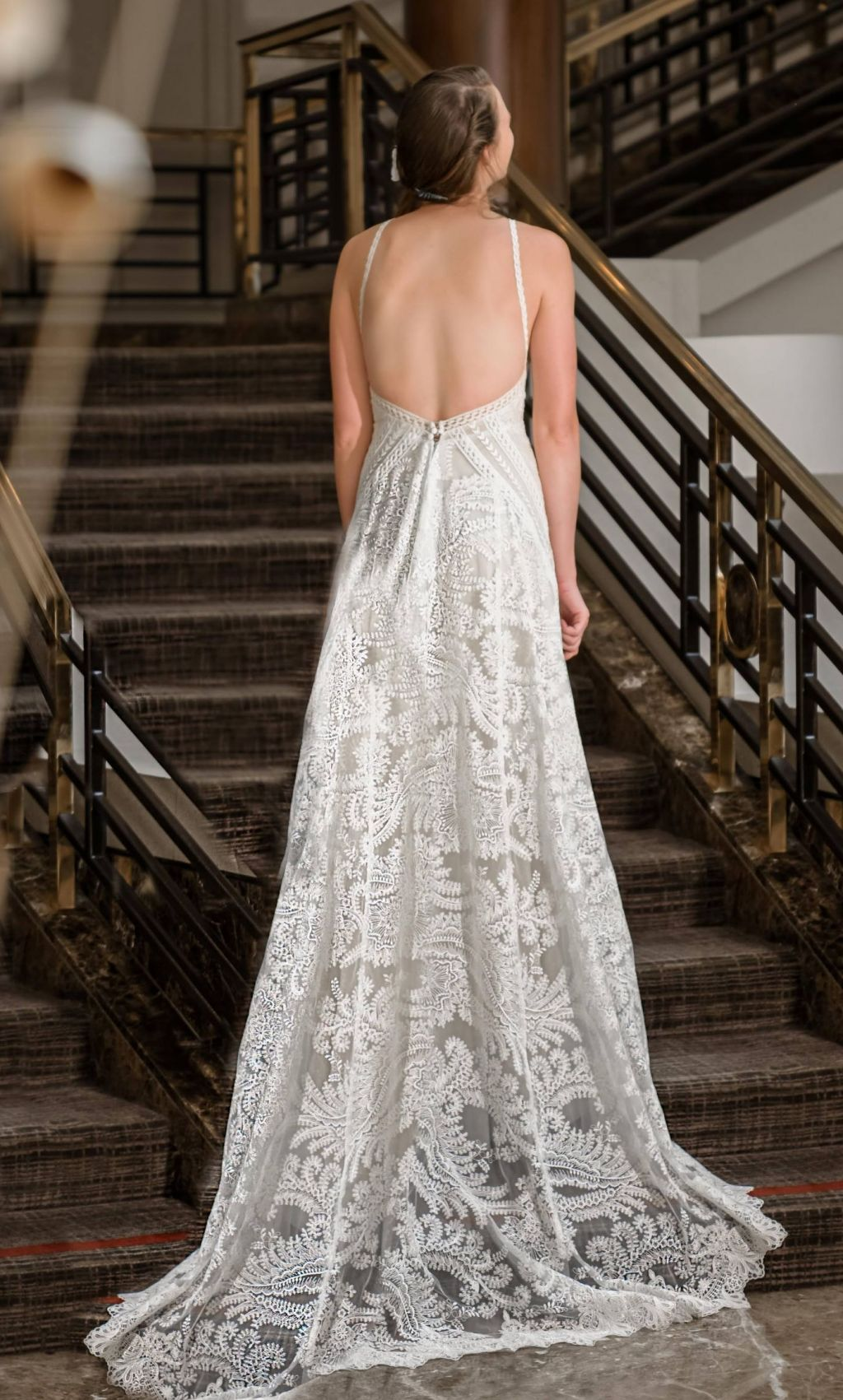 All Who Wander - India wedding dress