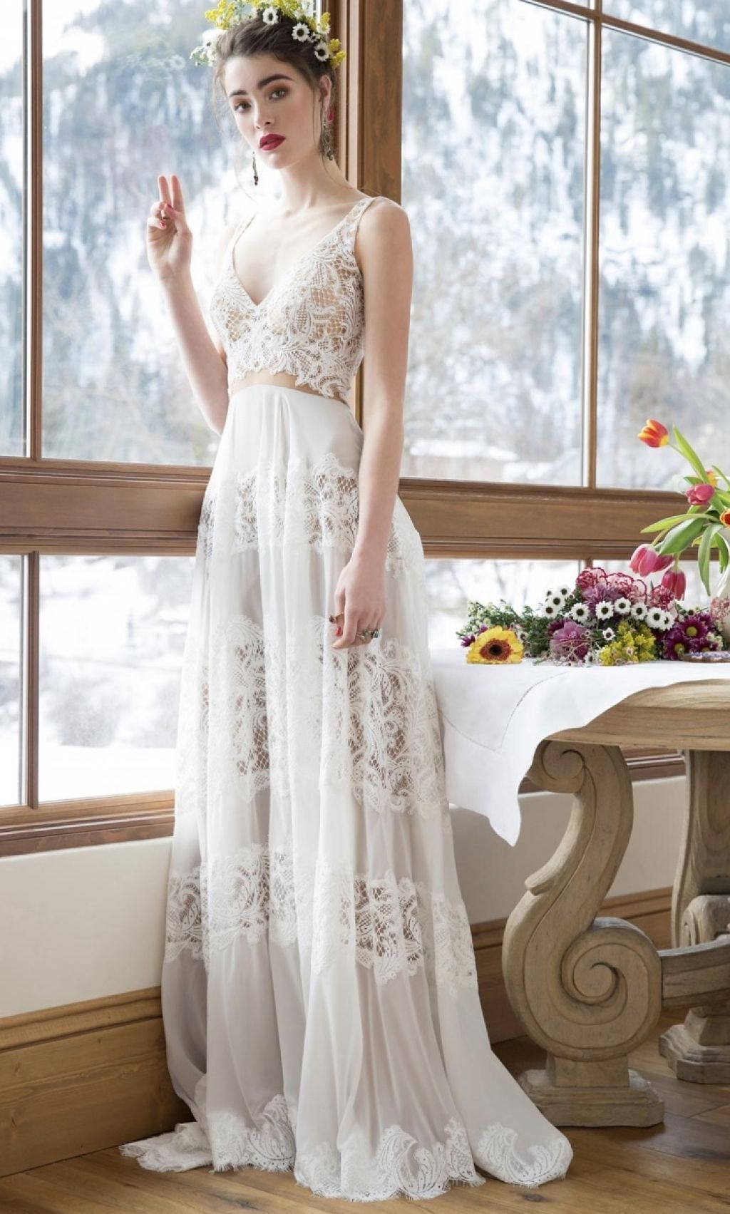 Willowby by Watters - Fawnlilly wedding dress