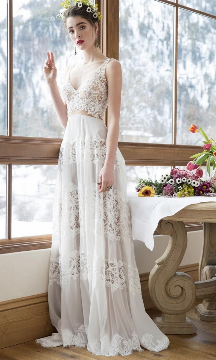 Willowby by Watters - Fawnlily dress