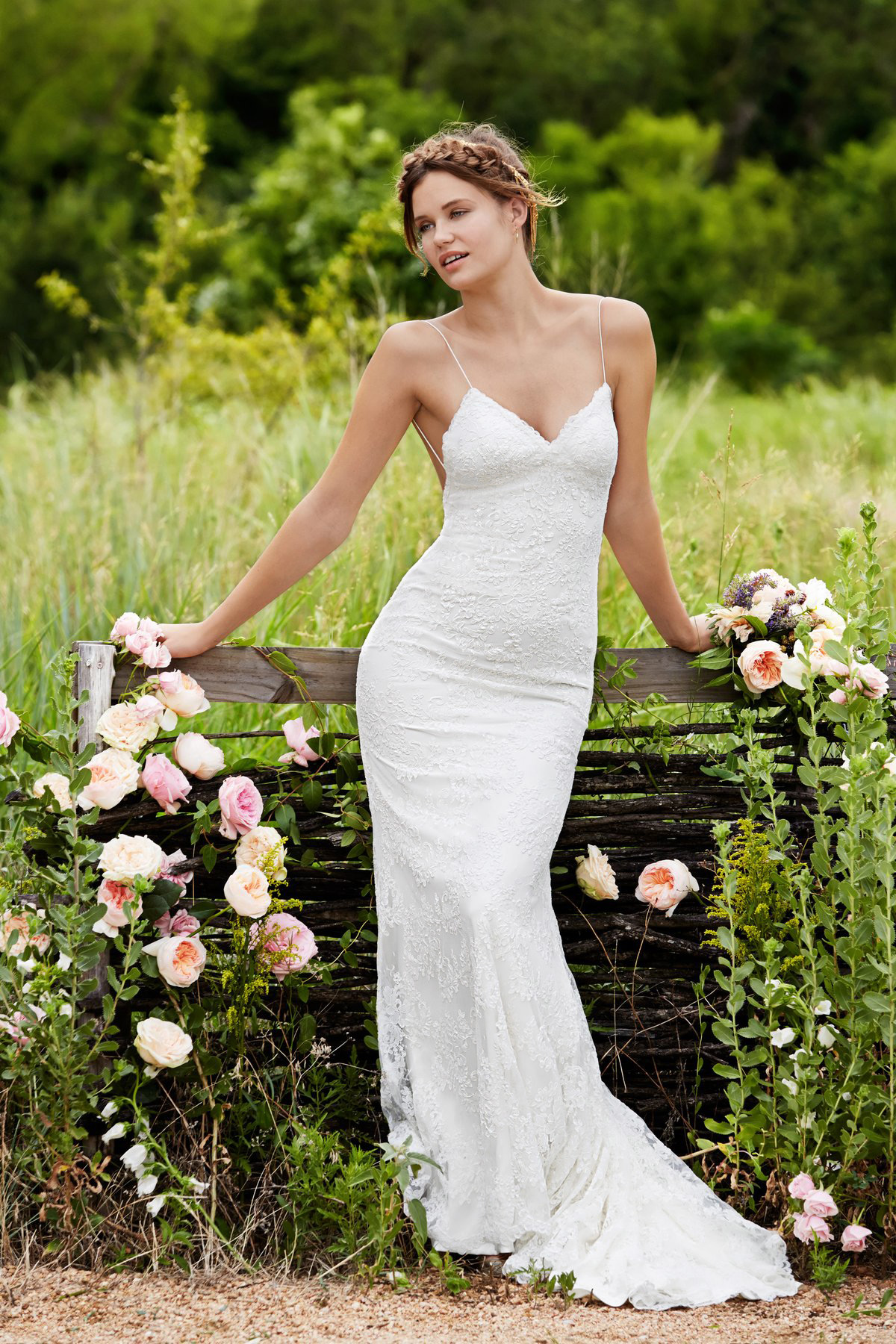 Willowby by Watters - Inez wedding dress